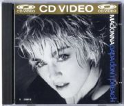 PAPA DON'T PREACH - USA CD VIDEO SINGLE